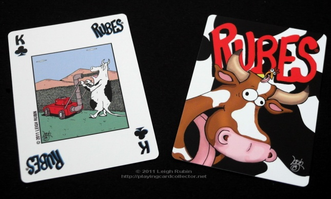 Rubes-Cartoon-Playing-Cards-King-of-Clubs