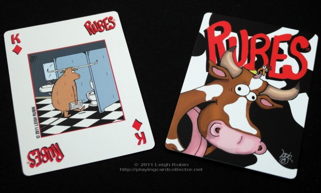 Rubes-Cartoon-Playing-Cards-King-of-Diamonds