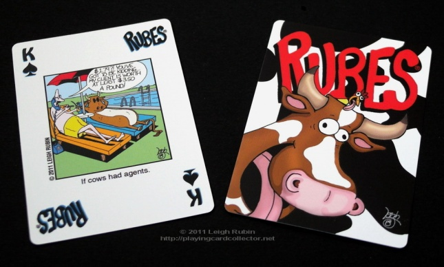 Rubes-Cartoon-Playing-Cards-King-of-Spades