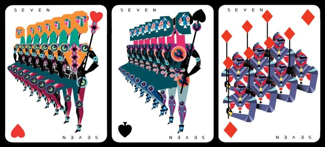 An_Ace_in_the_Pack_Playing Cards_Sevens