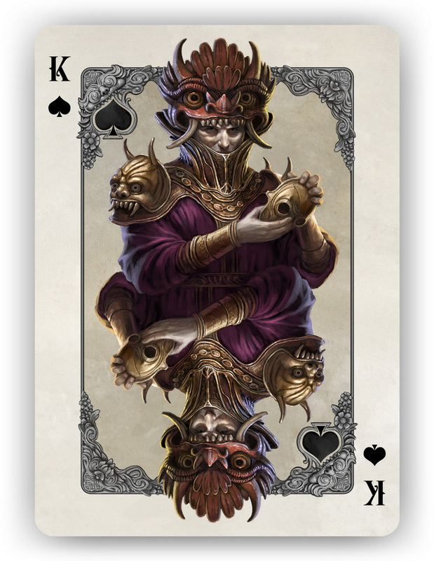 Bicycle_Kingdoms_of_a_New_World_Playing_Cards_King_of_Spades
