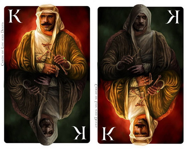 Cards_of_Life_and_Death_by_Kornel_Ravadits_King_of_Hearts