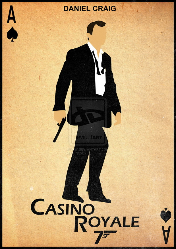 Casino-Royale-Movie-Poster-by-Jack's-Graphics