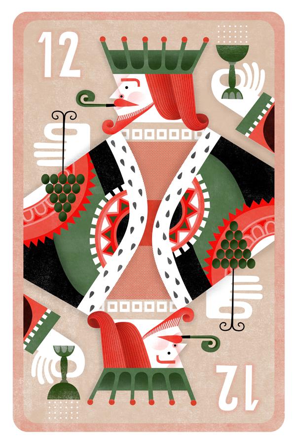 HAPPY-2012-Diari-de-Tarragona-Poster-by-Maria-Corte