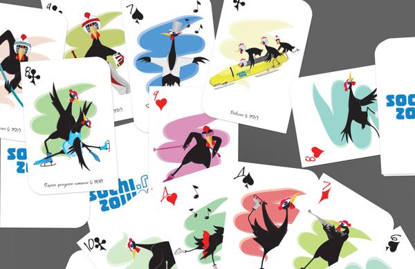 Olympic_Black_Chicken_Playing_Cards_by_Elektrofish_3
