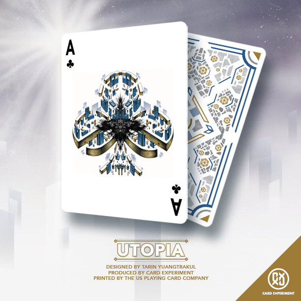 Utopia-Playing-Cards-by-Card-Experiment-Ace-of-Clubs