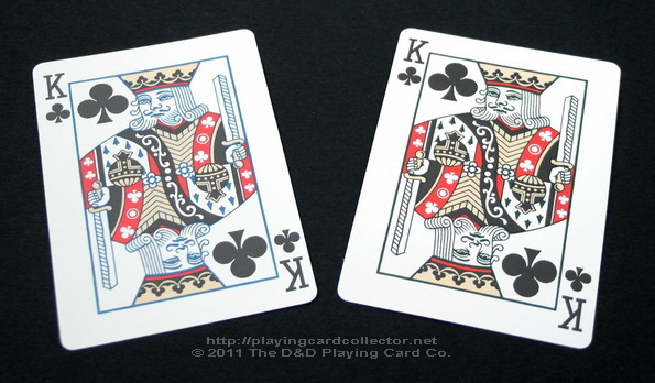 Vintage-Plaid-Playing-Cards-King-of-Clubs