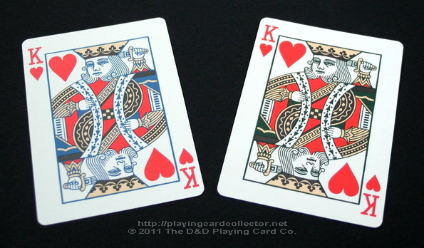 Vintage-Plaid-Playing-Cards-King-of-Hearts