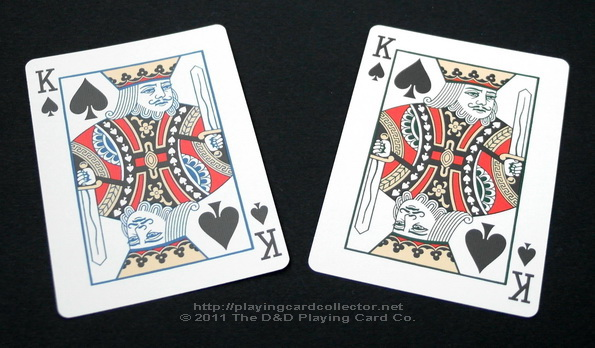 Vintage-Plaid-Playing-Cards-King-of-Spades