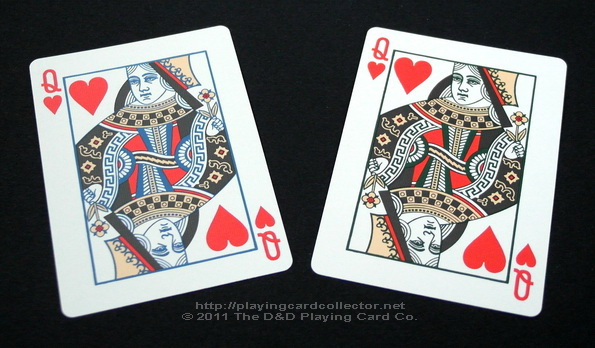Vintage-Plaid-Playing-Cards-Queen-of-Hearts
