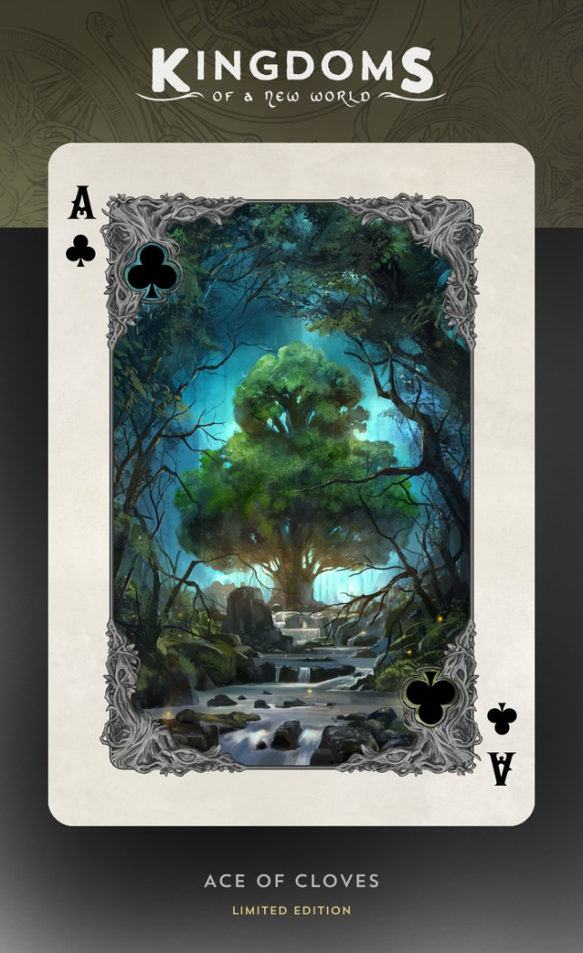 Bicycle_Kingdoms_of_a_New_World_Playing_Cards_Ace_of_Clubs