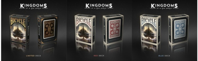 Bicycle_Kingdoms_of_a_New_World_Playing_Cards_all_boxes
