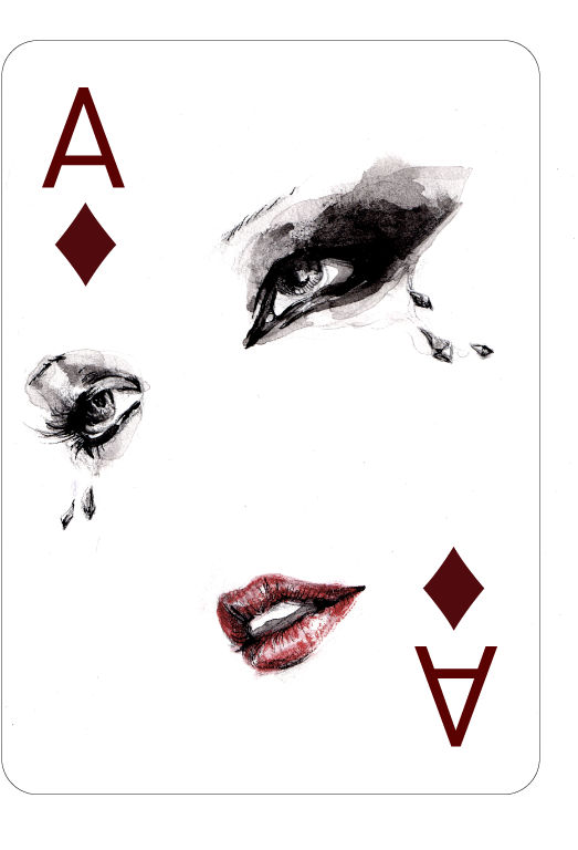 Decked_Out_Fashion_Playing_Cards_by_Connie_Lim_Ace_of_Diamonds