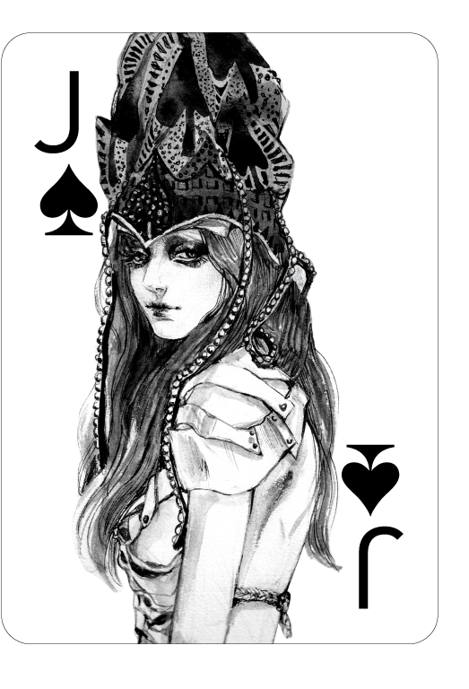 Decked_Out_Fashion_Playing_Cards_by_Connie_Lim_Jack_of_Spades