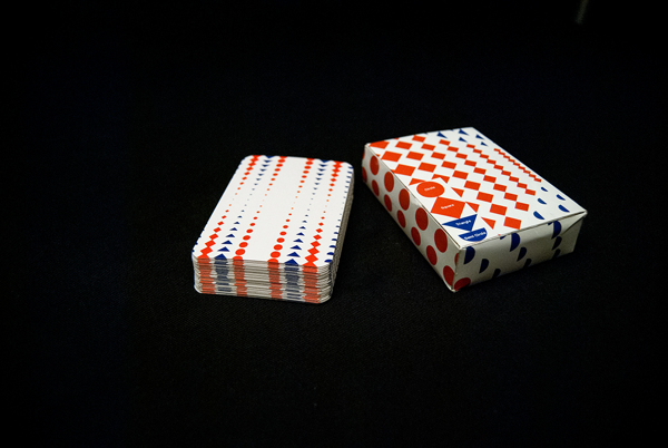 Playing Cards Federico Meroni Design Graphic Design Polimi