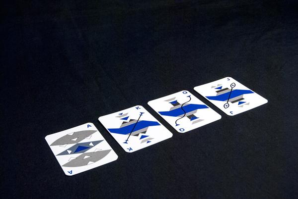 Playing Cards Federico Meroni Design Graphic Design Polimi