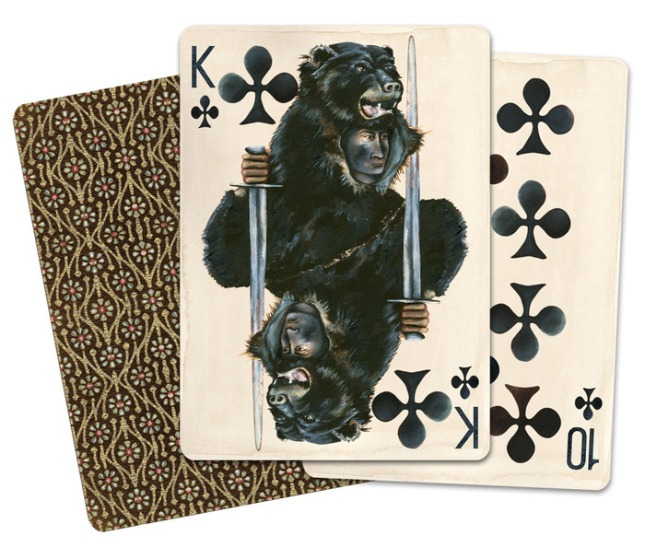 Pagan_Playing_Cards_King_of_Clubs
