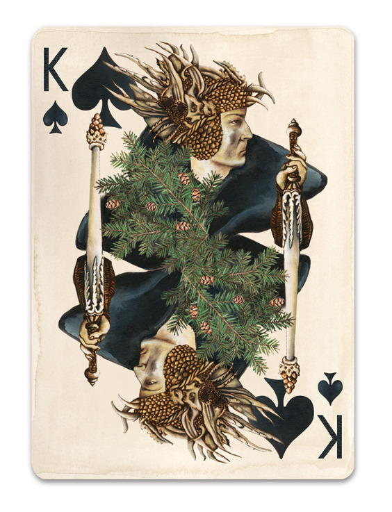 Pagan_Playing_Cards_King_of_Spades