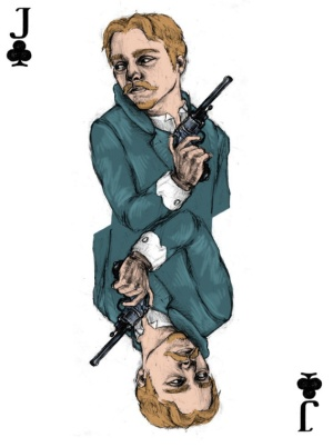 Sherlock-Holmes-Playing-Cards-by-Abby-Diamond-Jack-of-Clubs