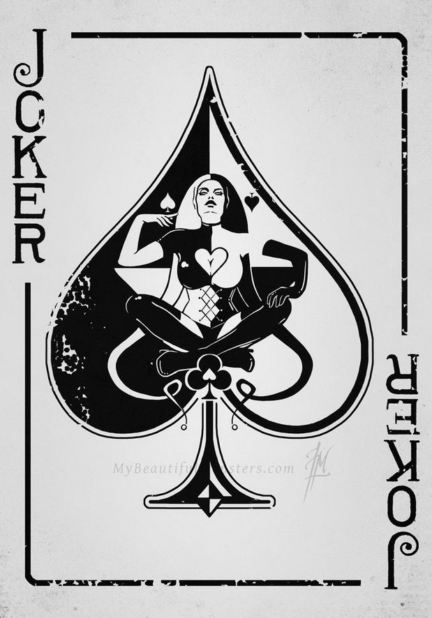 Playing-Cards-by-Lily-McDonnell-Female-Joker