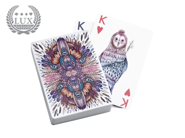 Bicycle-AVES-Deck-by-LUX-Playing-Cards