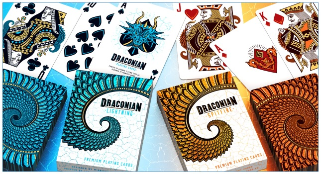 DRACONIAN-Playing-Cards-by-Randy-Butterfield