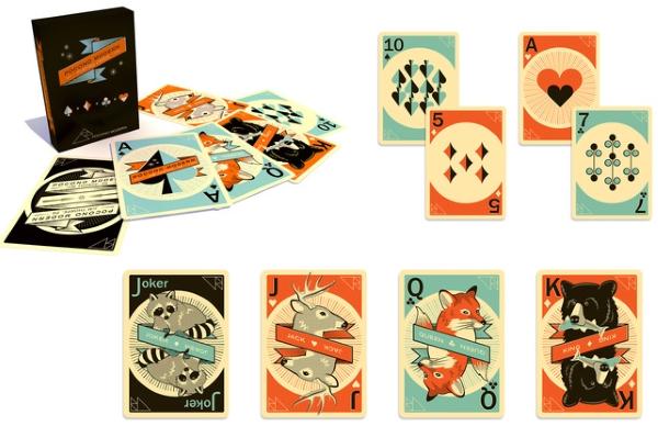 Woodland-Playing-Cards-by-Pocono-Modern-on-Kickstarter