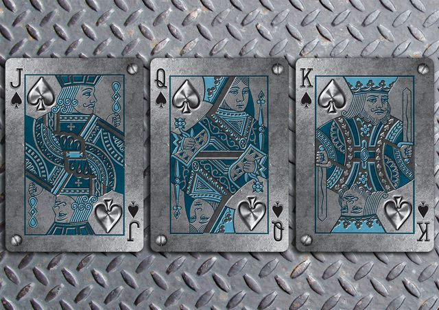 Bicycle-Metal-Rider-Back-Playing-Cards-by-MaxPlayingCards-on-Kickstarter