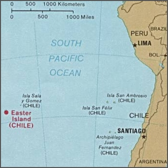 Easter-island-and-South-America