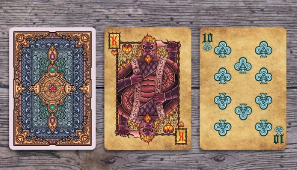 Grimoire-Playing-Cards-Elemental-Magick