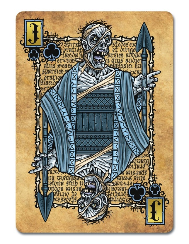 Grimoire-Playing-Cards-Necromancy-Jack-of-Clubs