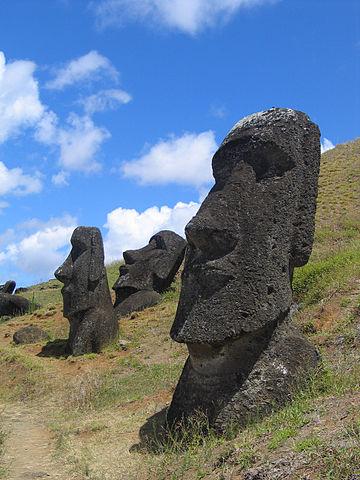 Moai-Rano-Raraku