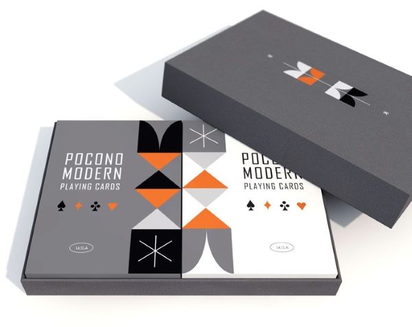 Retro-Deck-Playing-Cards-by-Pocono-Modern-Set