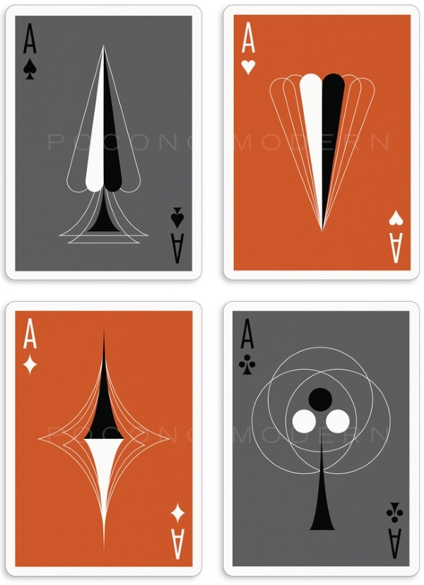 The-Retro-Deck-Colour-Edition-Aces