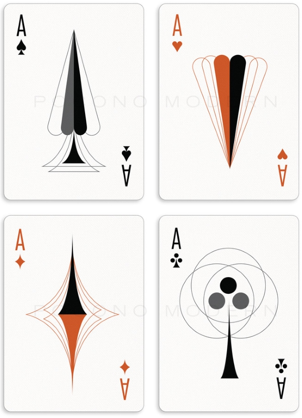 The-Retro-Deck-White-Edition-Aces