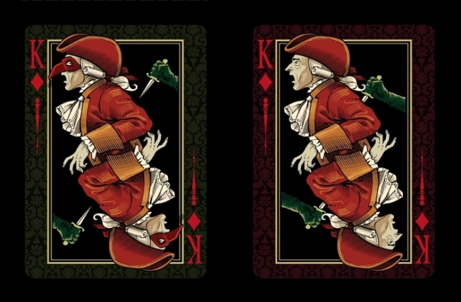 Venexiana-Dark-Playing-Cards-King-of-Diamonds