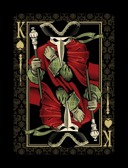Venexiana-Dark-Playing-Cards-King-of-Spades