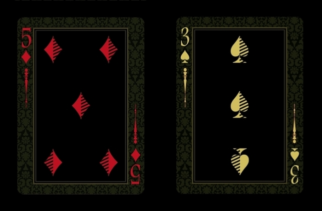 Venexiana-Dark-Playing-Cards-Number-Cards