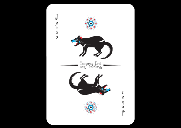 Aboriginal-Playing-Cards-by-Kerstin-Loop-Joker