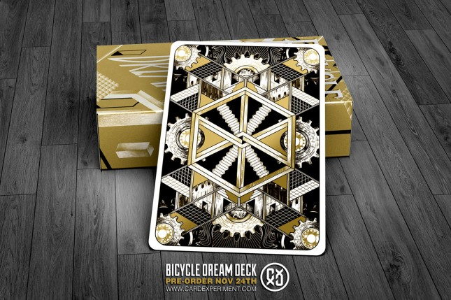 Bicycle-Dream-Playing-Cards-Gold-Back