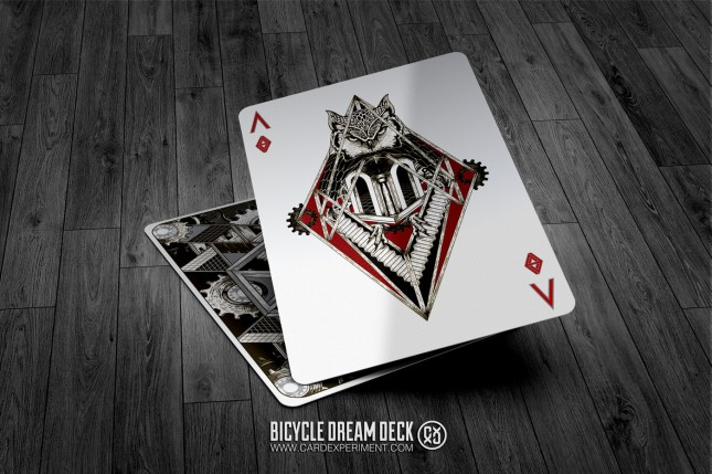 Bicycle-Dream-Playing-Cards-Silver-Ace-of-Diamonds