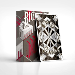 Bicycle-Dream-Playing-Cards-Silver-Box