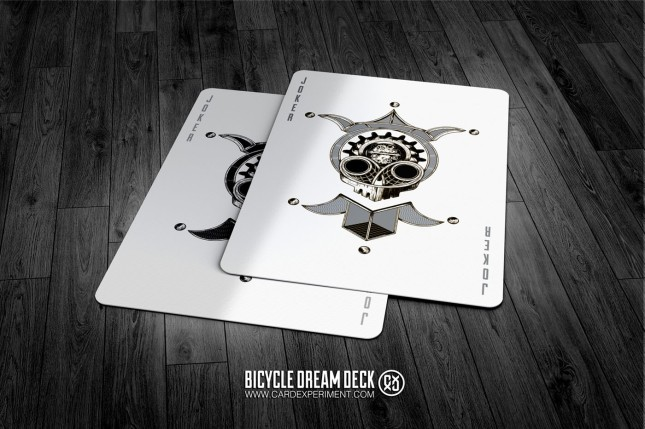 Bicycle-Dream-Playing-Cards-Silver-Joker