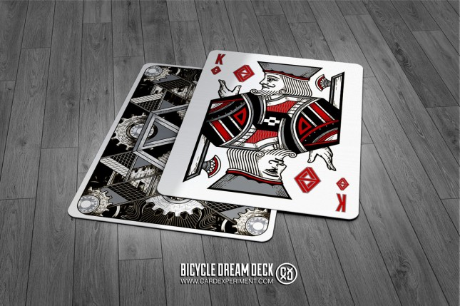 Bicycle-Dream-Playing-Cards-Silver-King-of-Diamonds