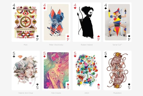 Playing-Arts-Cards
