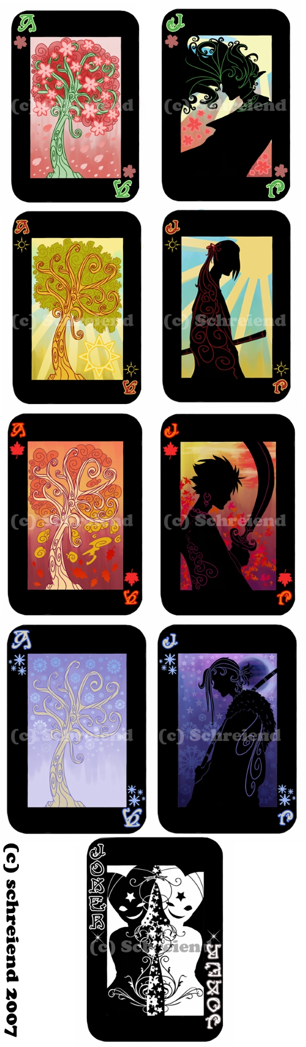 Seasons-Playing-Cards-by-Schreiend-Ace-Jack-Joker
