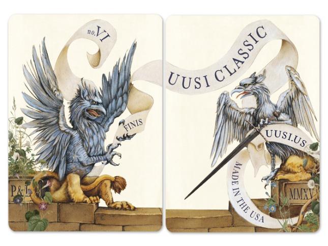 Uusi-Classic-Ad-Card