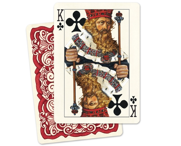 Uusi-Classic-Playing-Cards-King-of-Clubs
