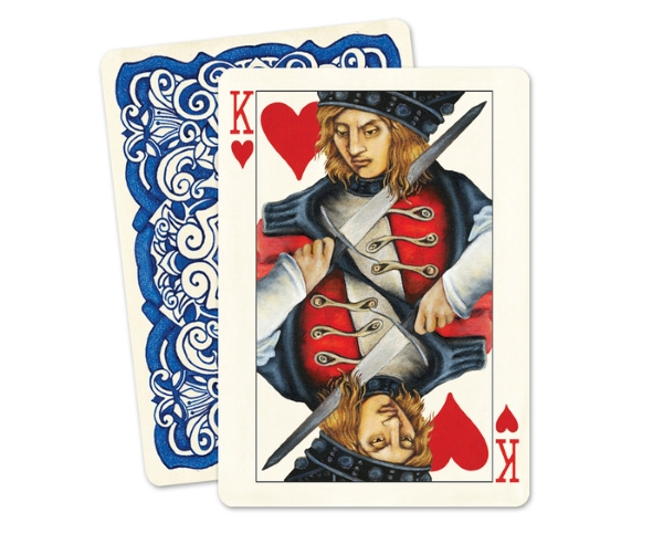 Uusi-Classic-Playing-Cards-King-of-Hearts