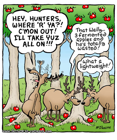 hunting-cartoon